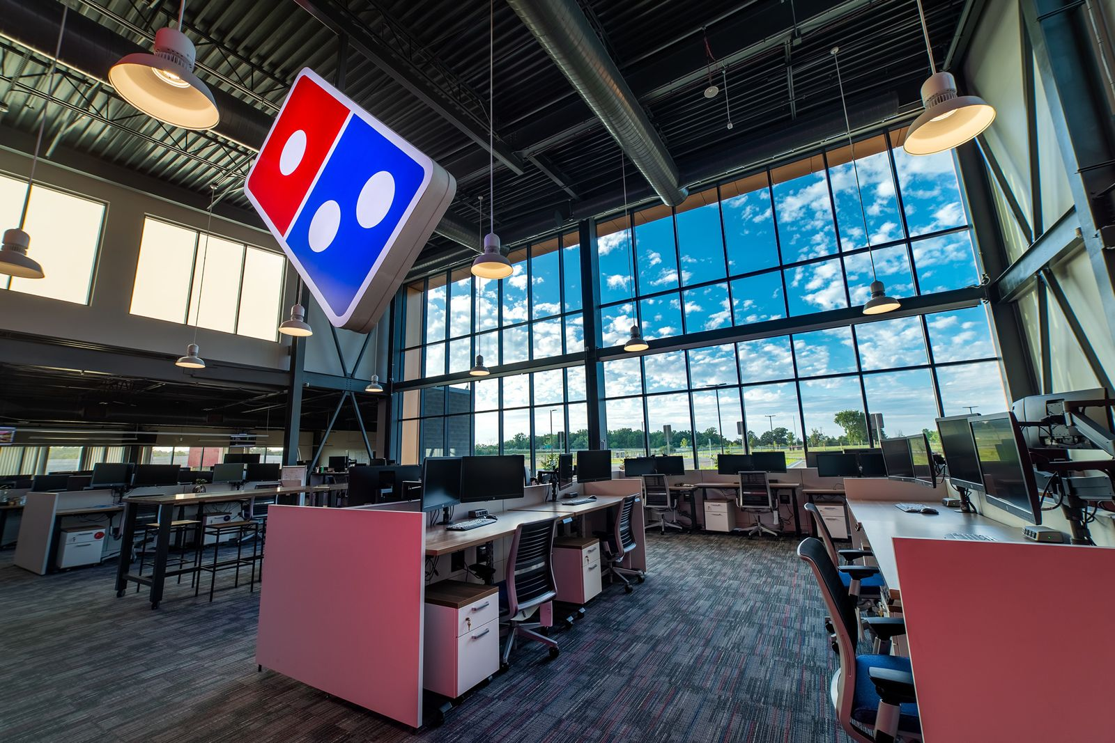 Domino's to Open New Workspace Dedicated to Collaborative Innovation