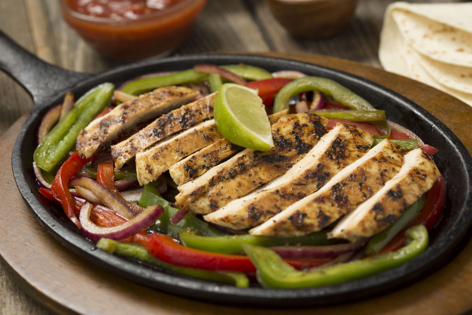 Get Your Fajita Fix at Houlihan's Restaurant + Bar for Only $10 on National Fajita Day