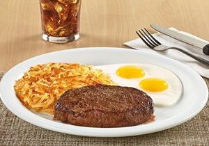 It's Breakfast, It's Dinner, It's Denny's New Sirloin Steak & Eggs For Only $8.99