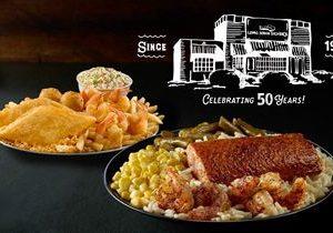 Long John Silver's Celebrates 50th Anniversary