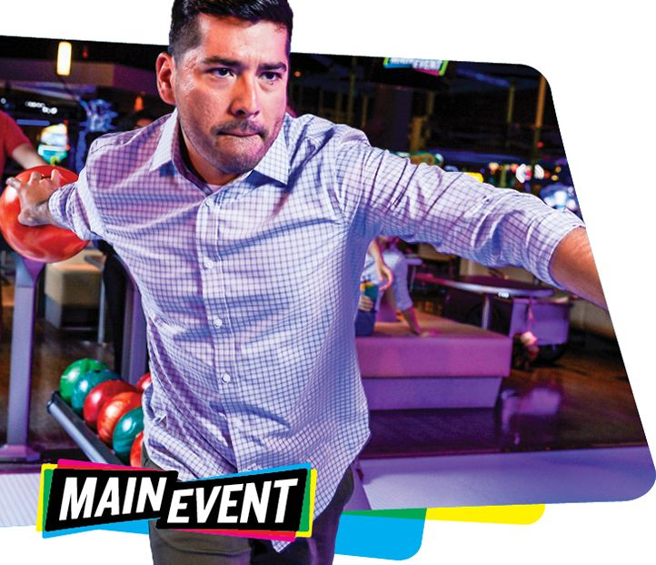 No Time to Spare! Main Event Celebrates National Bowling Day with Chances to Win FREE Bowling, Burgers and More for a Year