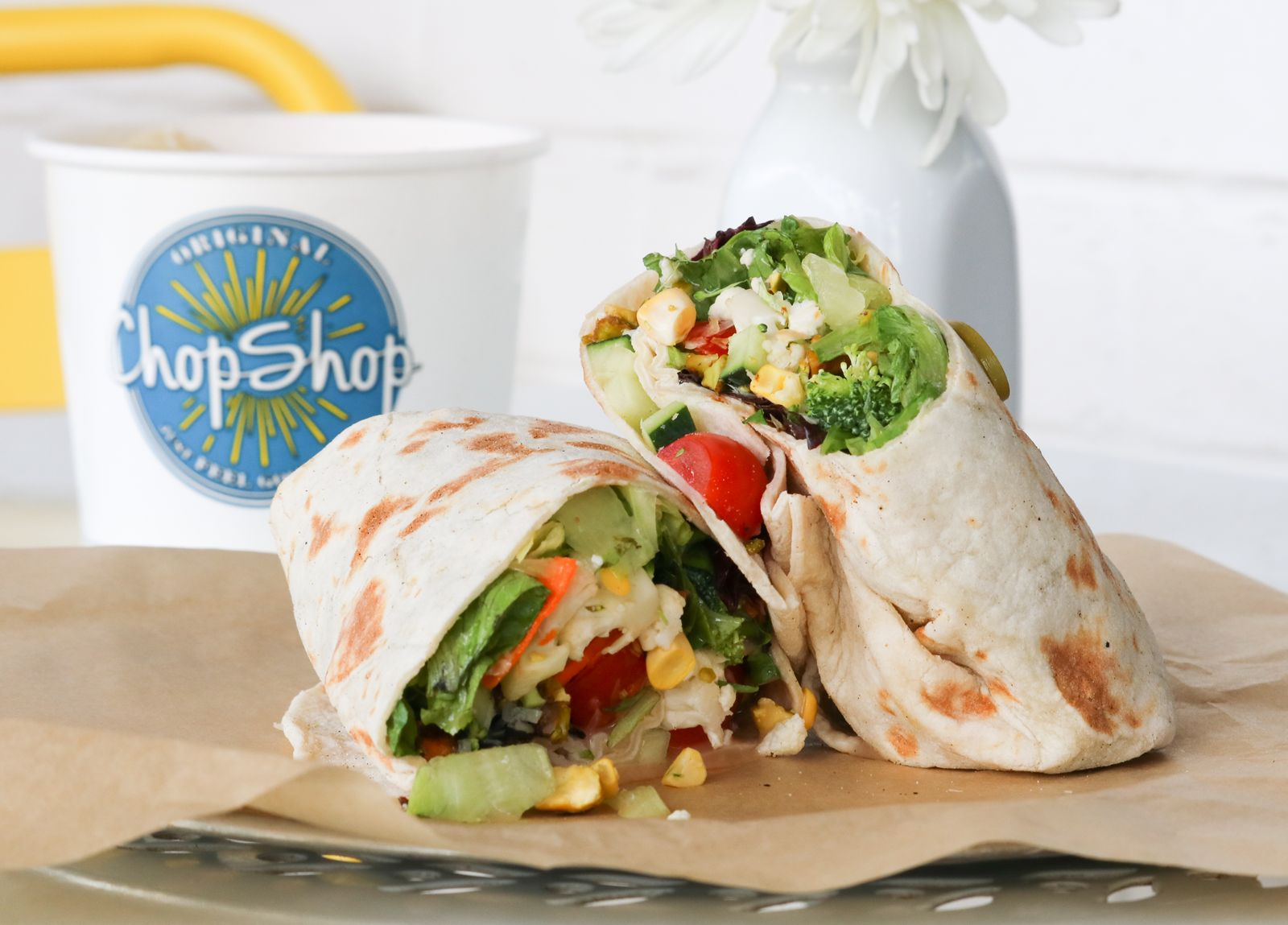 Original ChopShop Brings 'Just Feel Good Food' to Another Area of Tempe
