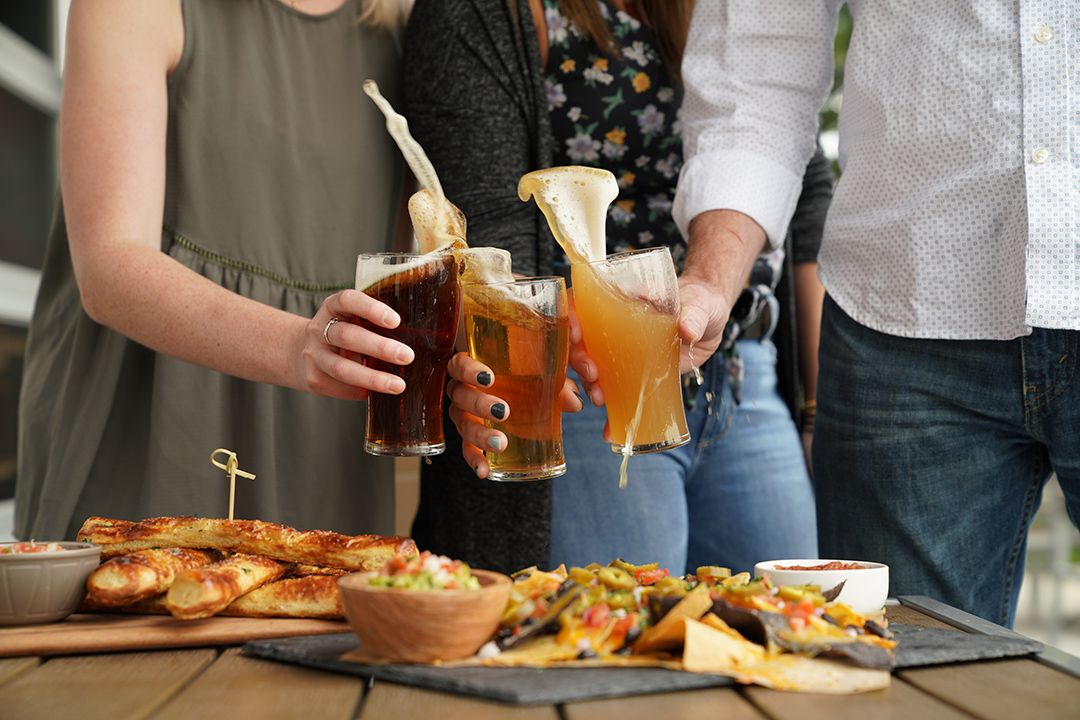 Rock Bottom Restaurant & Brewery Wins Several Prestigious Awards