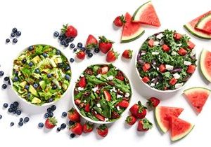 Saladworks to Rescue Barbeques with Free Catering Sized Salads Across Philadelphia and South Jersey by Fans' Tweets on National Watermelon Day with #BlahBQRescue