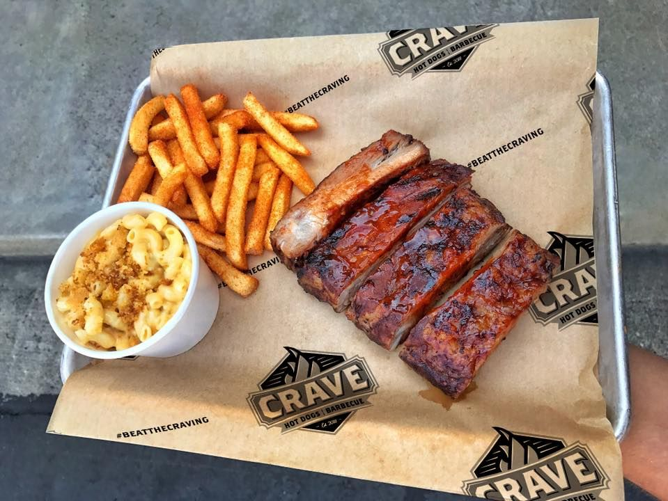 Crave Hot Dogs and BBQ Breaks Ground in Humble Texas!