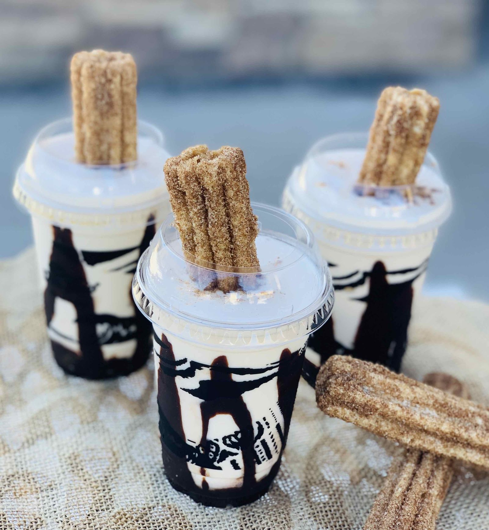 Del Taco launches Essential Oils for fall, inspired by its new Mini Churro Dipper Shake