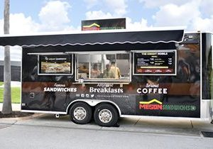 Meson Sandwiches Launches Food Truck in Support of UCF Athletics