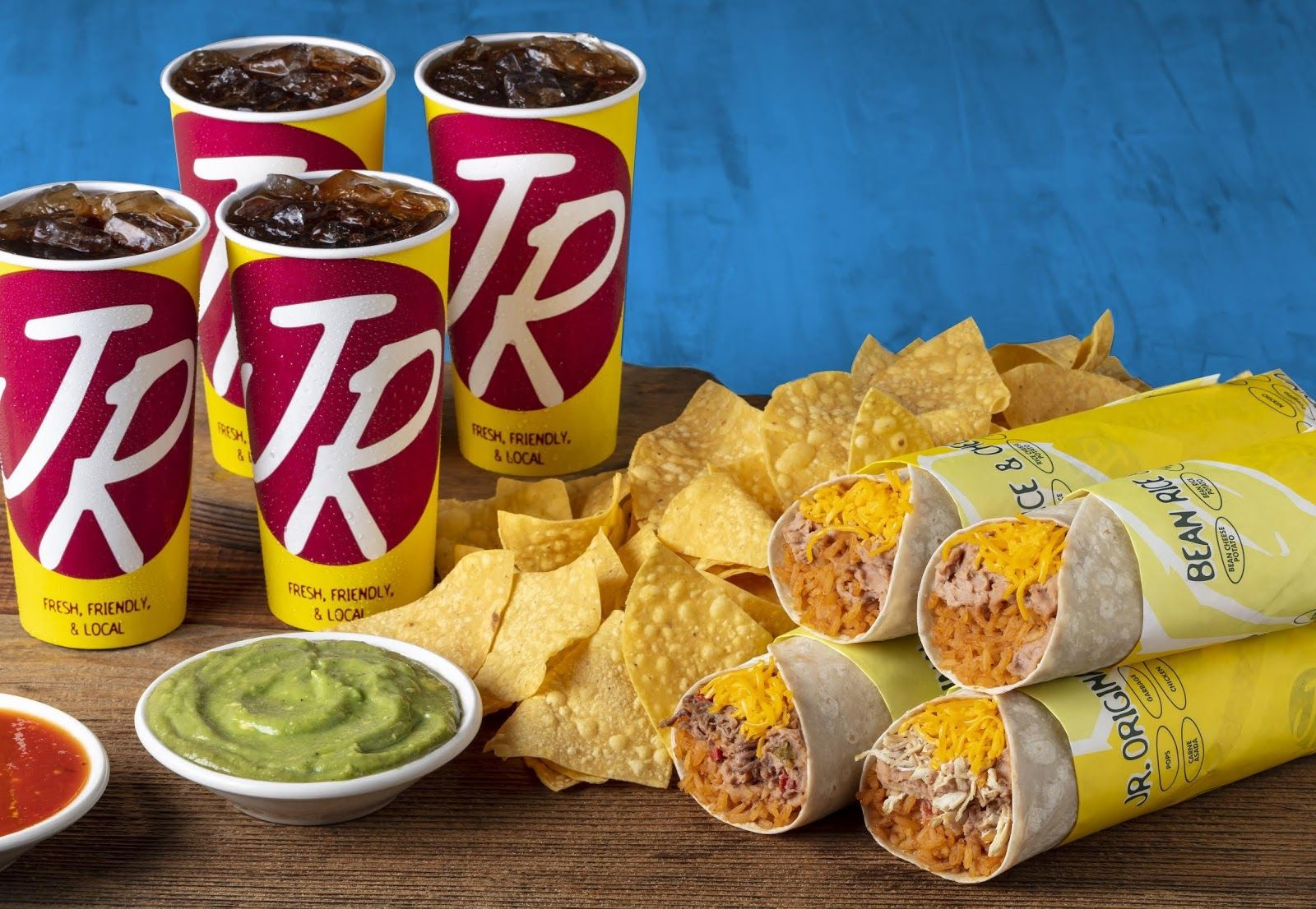 "Miguel's Jr. Introduces ""Fiesta for 4,"" a Complete Meal for Four Featuring Miguel's Jr.'s Famous Burritos, on September 25"
