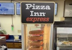 Oklahoma's First Pizza Inn Express Opens in The Spotlight