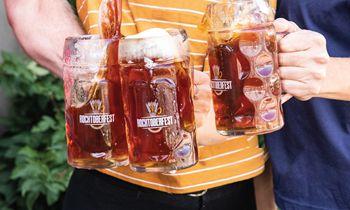Raise a Glass at Rock Bottom's Renowned Rocktoberfest