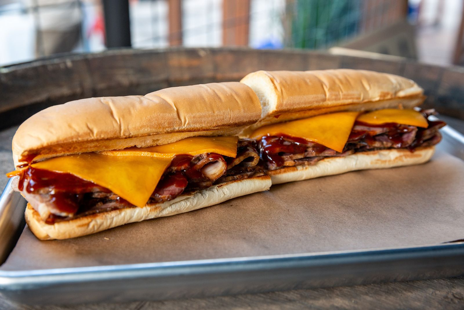 Subway Restaurants Launch Latest Mouth-Watering, Culinary Innovation with NEW! Naturally Pit-Smoked Brisket Sandwich