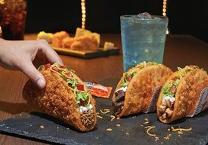 Taco Bell Takes Craveable Innovation To The Next Level – The Toasted Cheddar Chalupa Hits Restaurants September 12