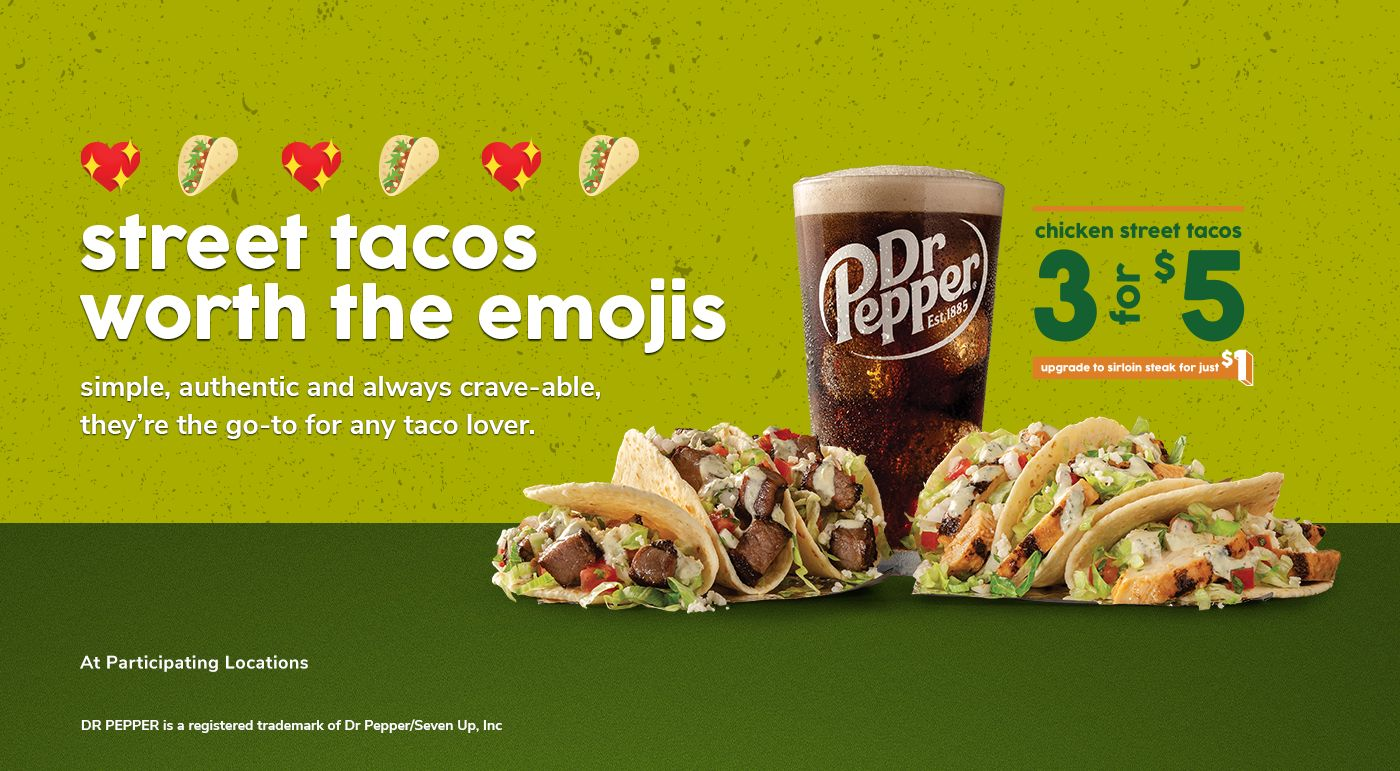 Enjoy Craveable Fall Flavors at Taco John's