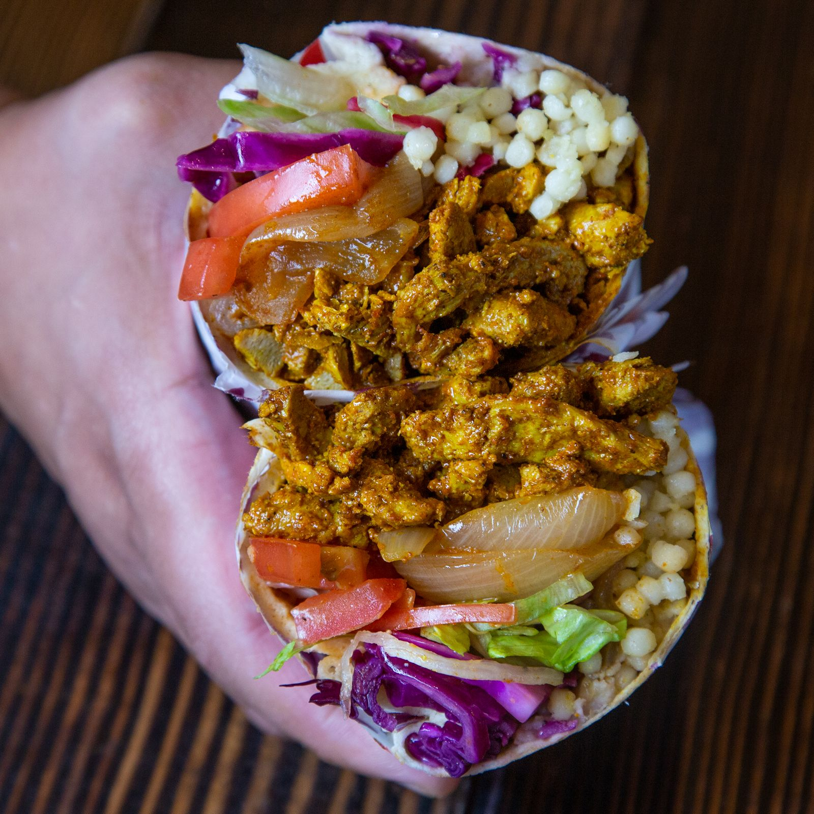 The Hummus & Pita Co. Makes the Impossible Possible, Introduces Vegan Shawarma