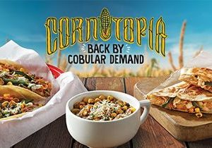 Back by Cobular Demand: Fuzzy's Taco Shop Brings Back Fall Cornutopia Menu for Limited Time