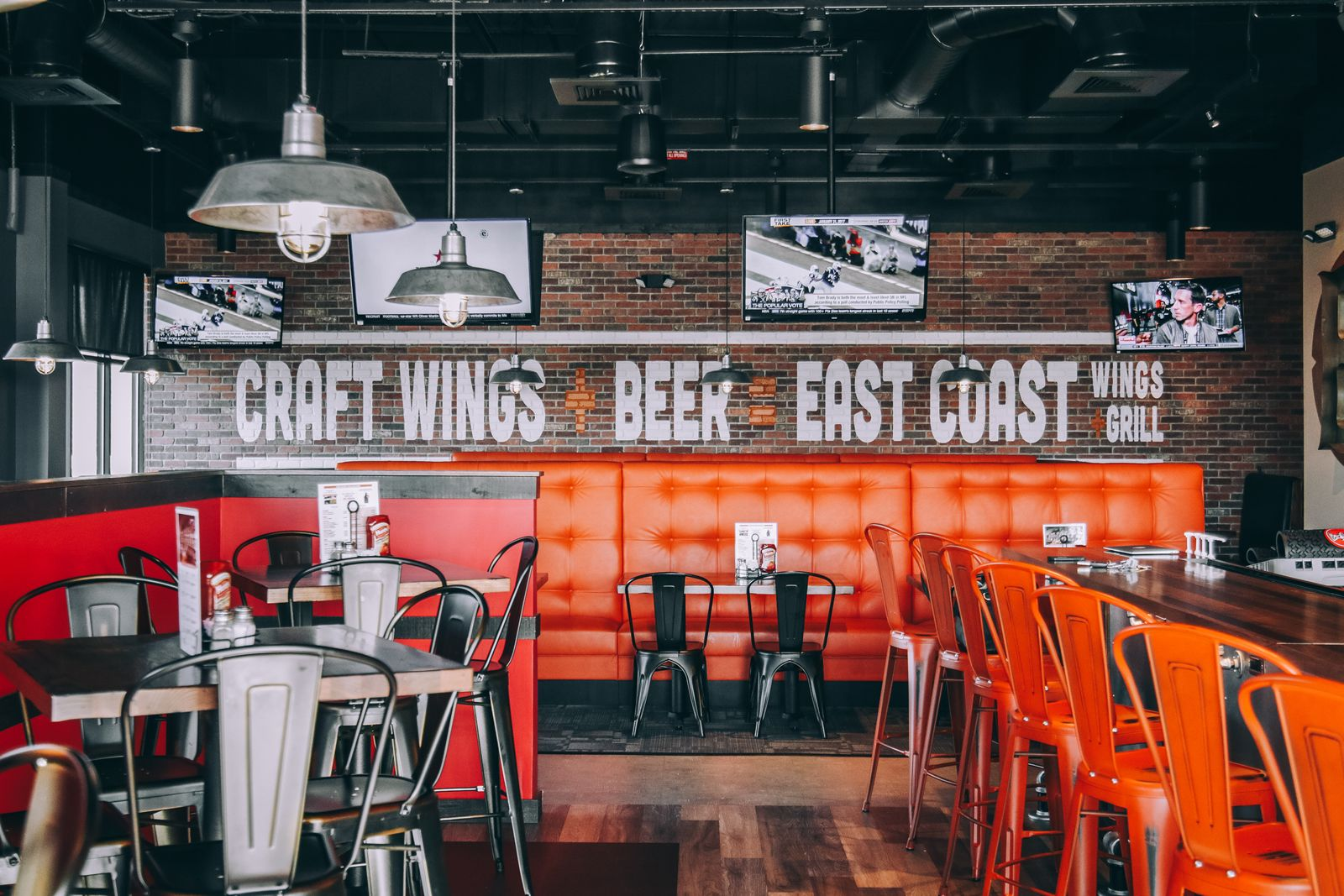 East Coast Wings + Grill Honored by Lynchburg Community