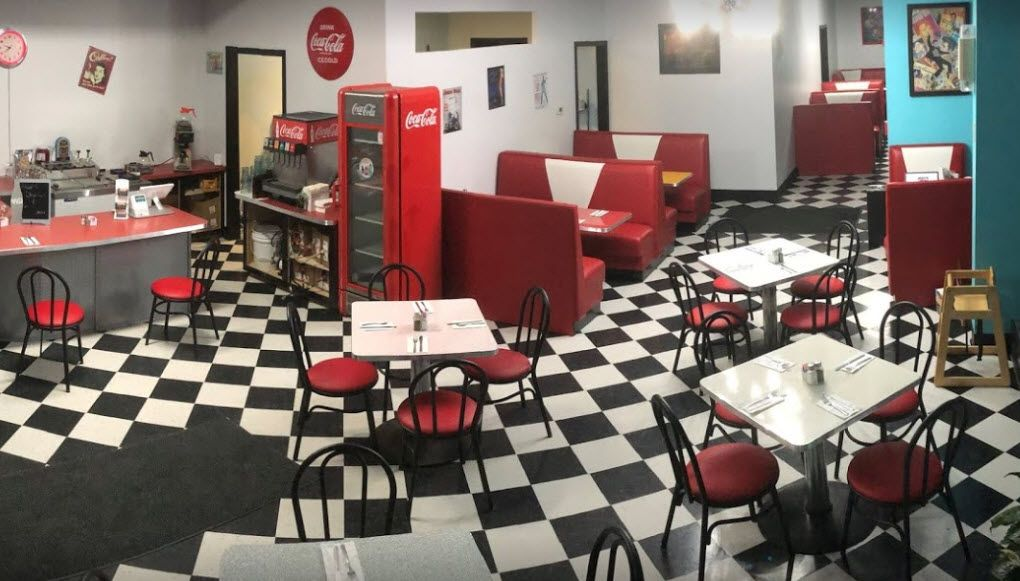 Affordable Seating Brings 1950's Nostalgia with Retro Seating