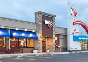 IHOP and TravelCenters of America Announce Plans to Open Nearly 100 Restaurants at Travel Centers in the Next Five Years