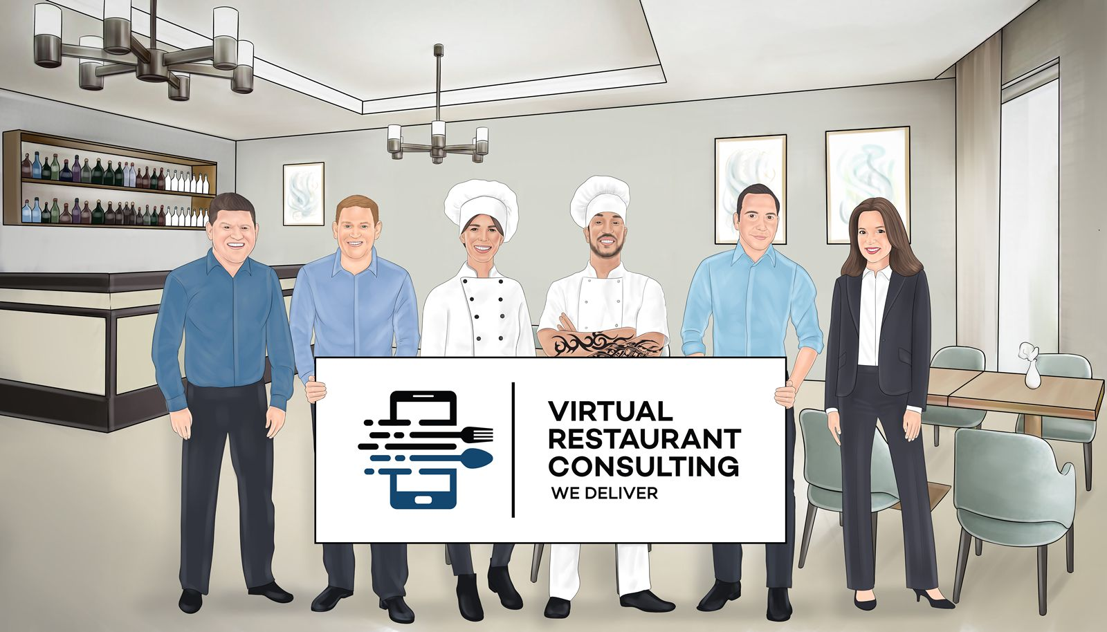 Virtual Restaurant Consulting Launches Program To Save Independent Restaurants