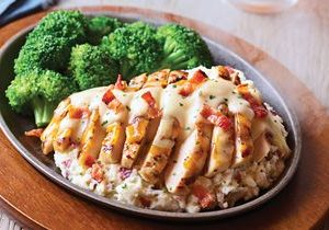 Applebee's is Turning up the Temperature with New Sizzlin' Entrees