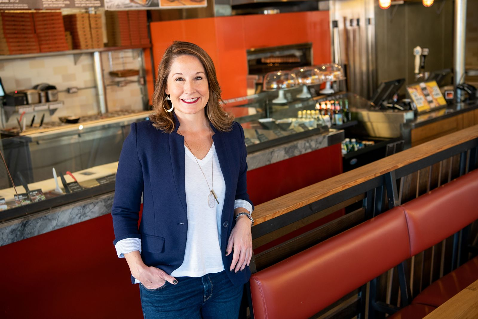 Blaze Pizza Names Mandy Shaw Chief Executive Officer