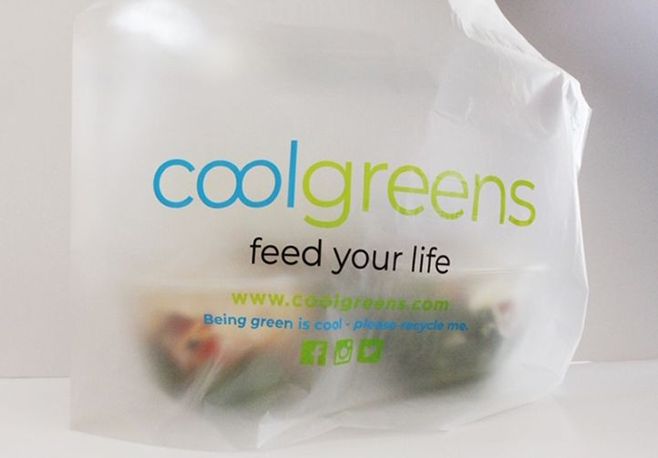 Coolgreens Launches Tamper-Proof Packaging for Delivery
