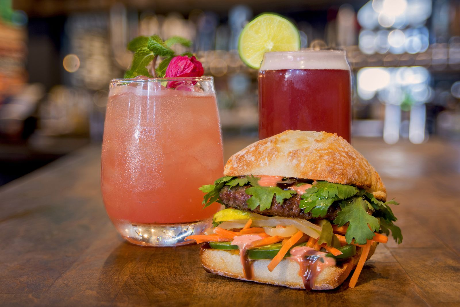Dog Haus Introduces Its First Vegan Item and Two New Cocktails in Partnership with No Kid Hungry