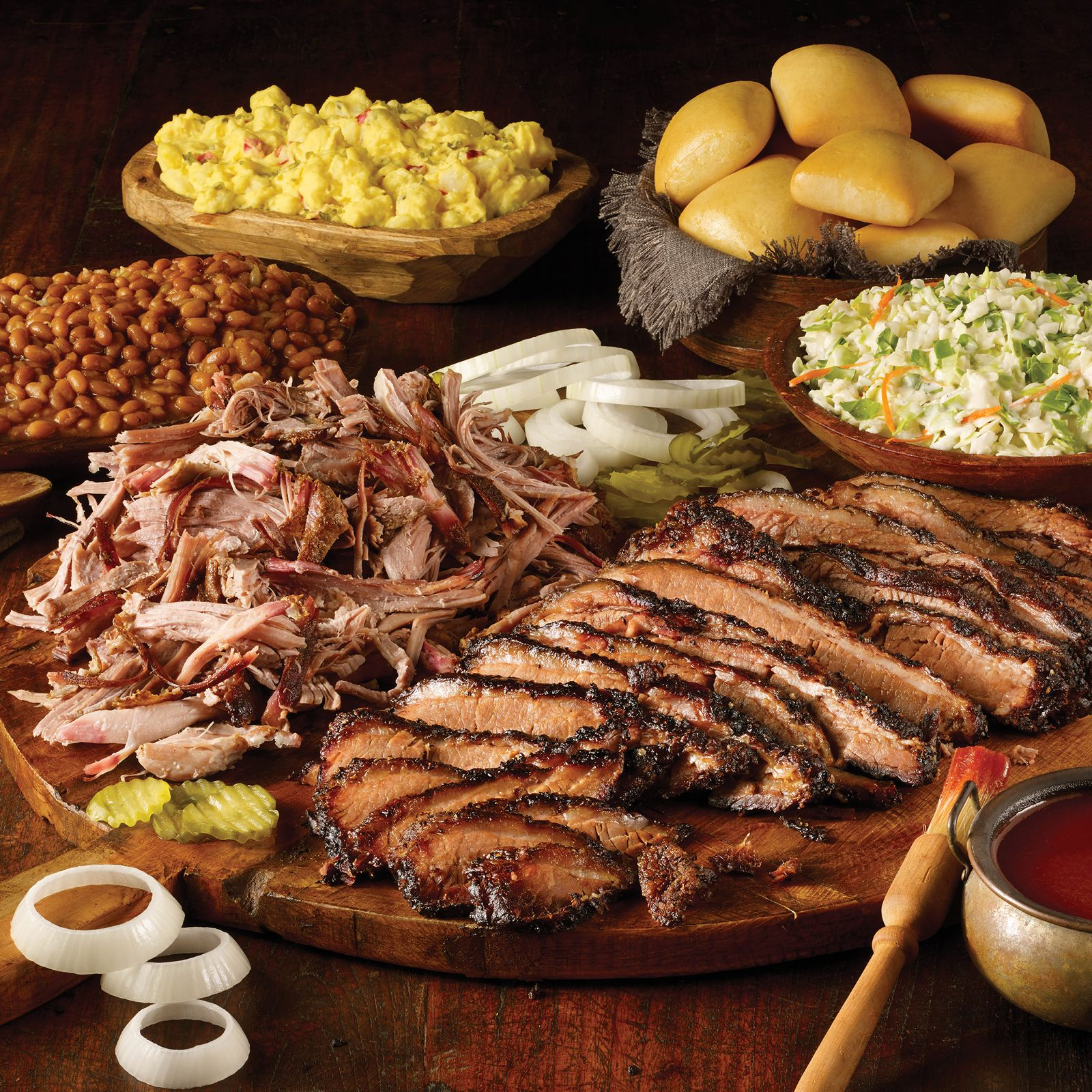 Former Pilot Plans to Bring Dickey's Barbecue Pit to Snohomish, WA