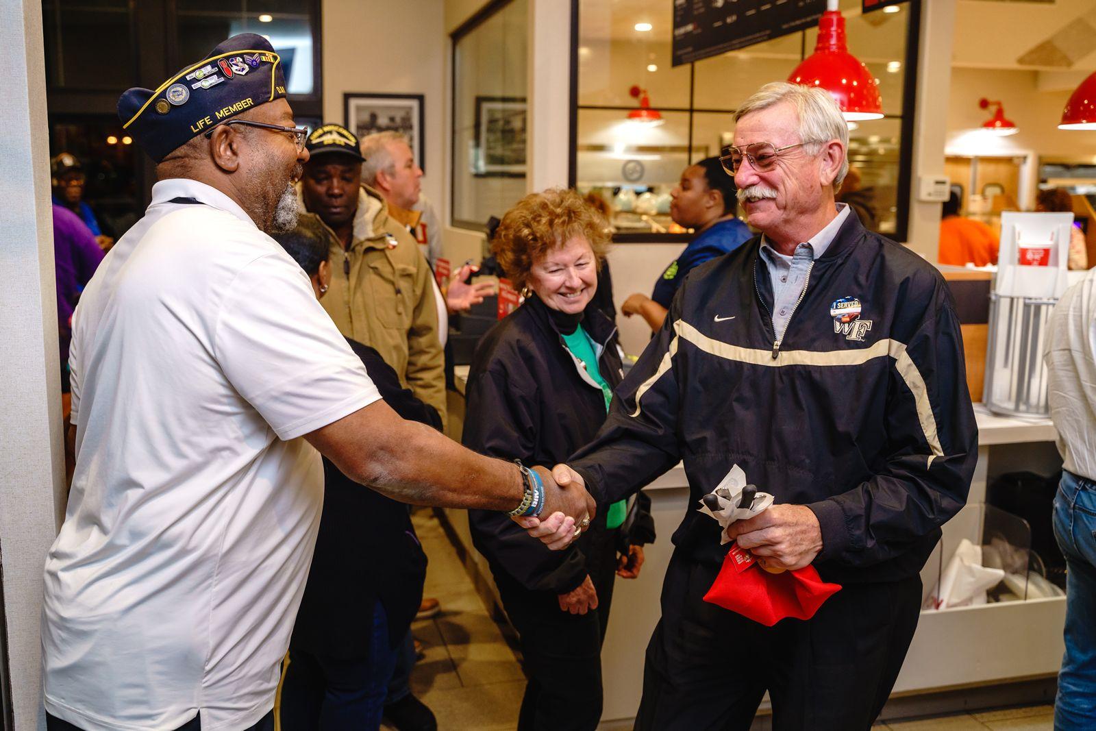 Golden Corral Raised More Than $1 Million for Disabled American Veterans