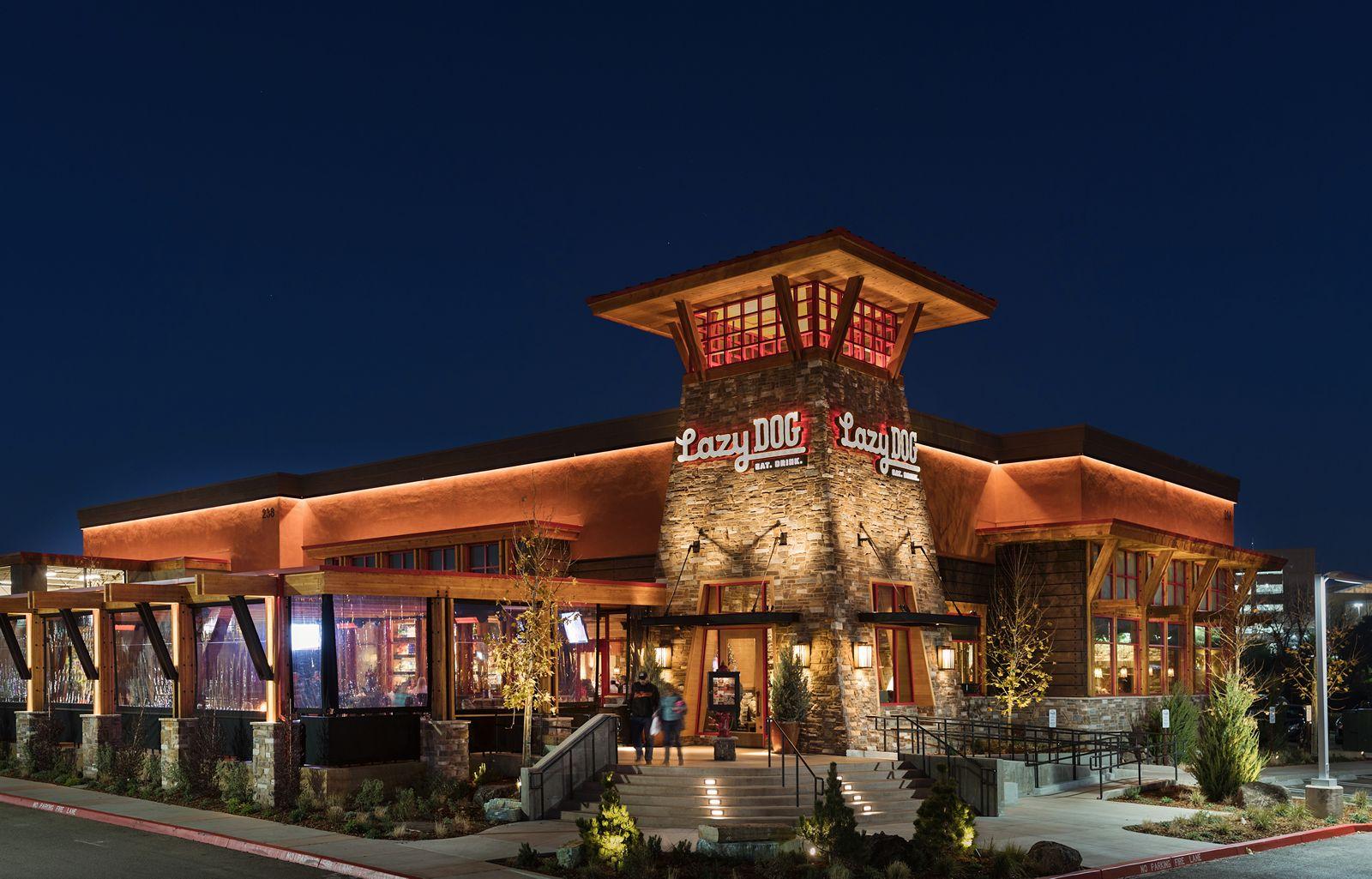 Lazy Dog Restaurant & Bar Opens in Corona