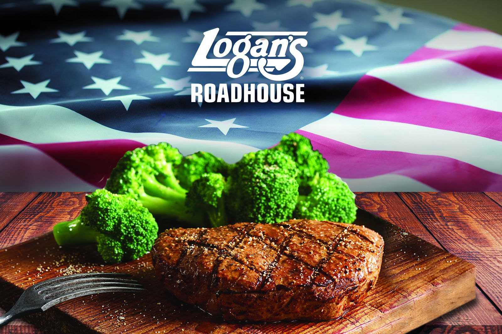 Logan's Roadhouse Launches American Hero Wednesdays