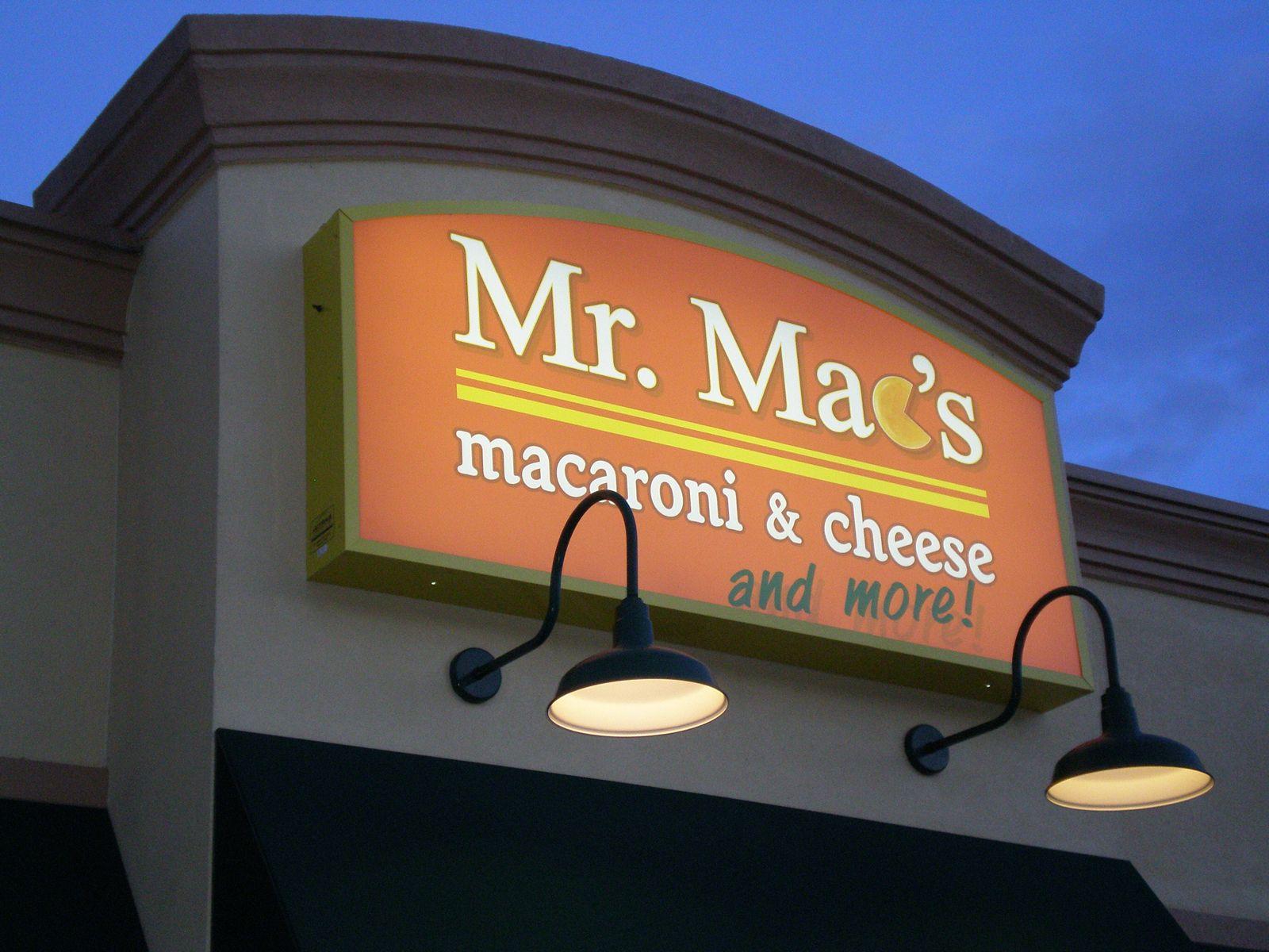 Mr. Mac's Macaroni & Cheese Announces New Restaurant in Massachusetts
