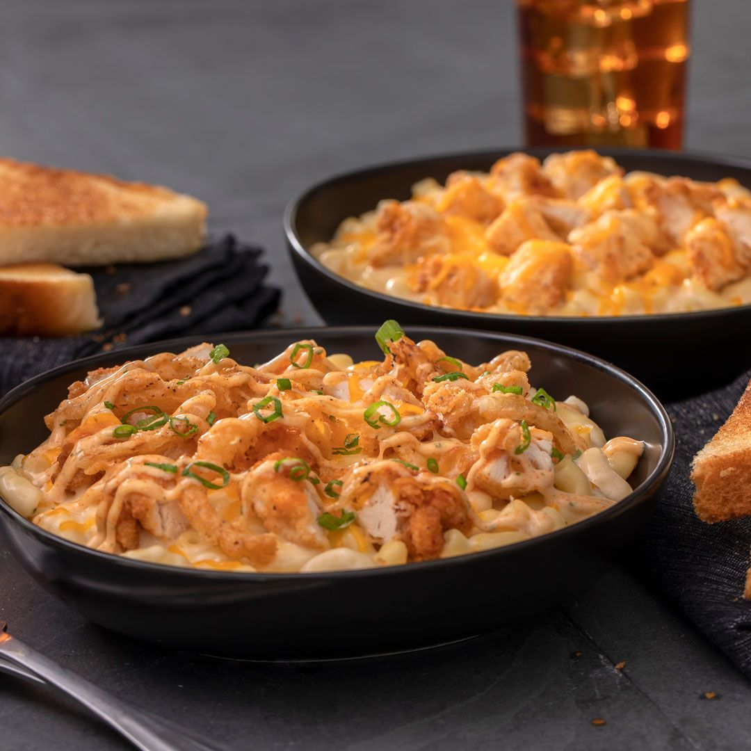 Slim Chickens Launches New Tender Mac & Cheese Bowls In Two Varieties