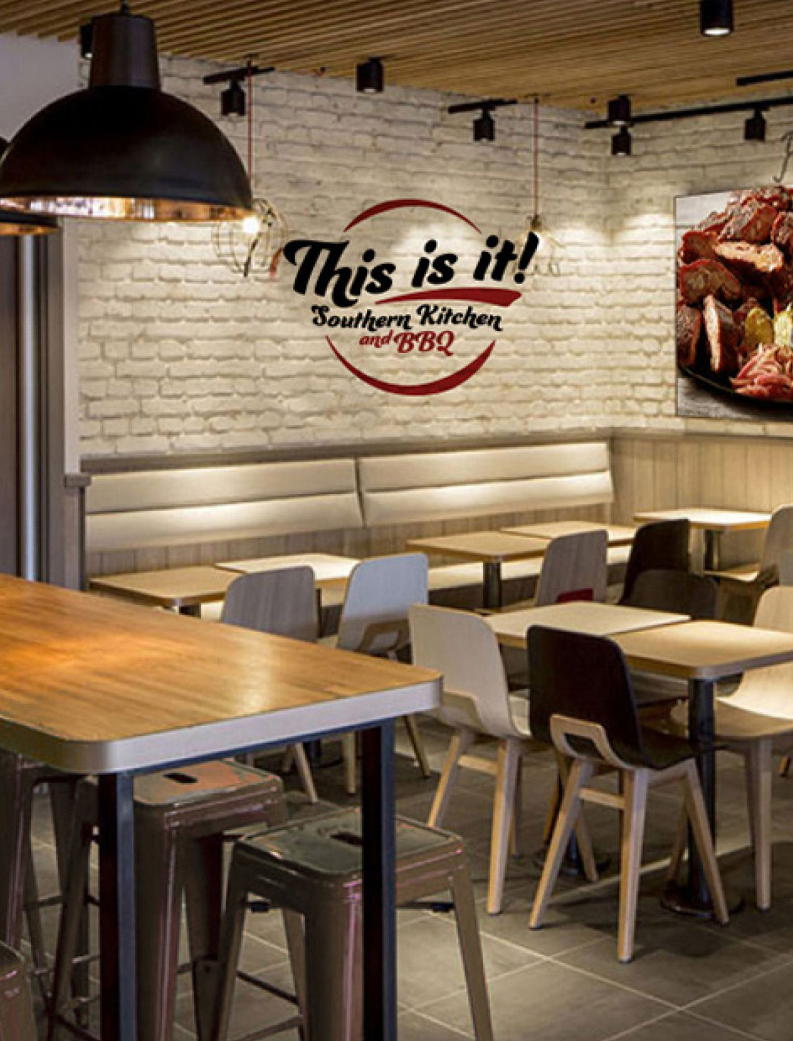 This Is It! Southern Kitchen and BBQ Launches Franchise Program and Signs NBA Player Paul Millsap as Area Developer