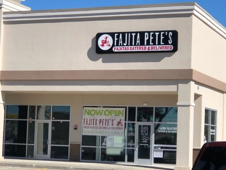 Fajita Pete's Makes its League City Debut