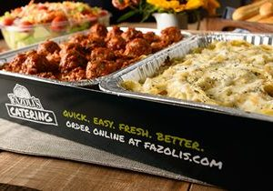 Fazoli's Stays On Top By Driving Record-Breaking Revenue With Off-Premise Initiatives