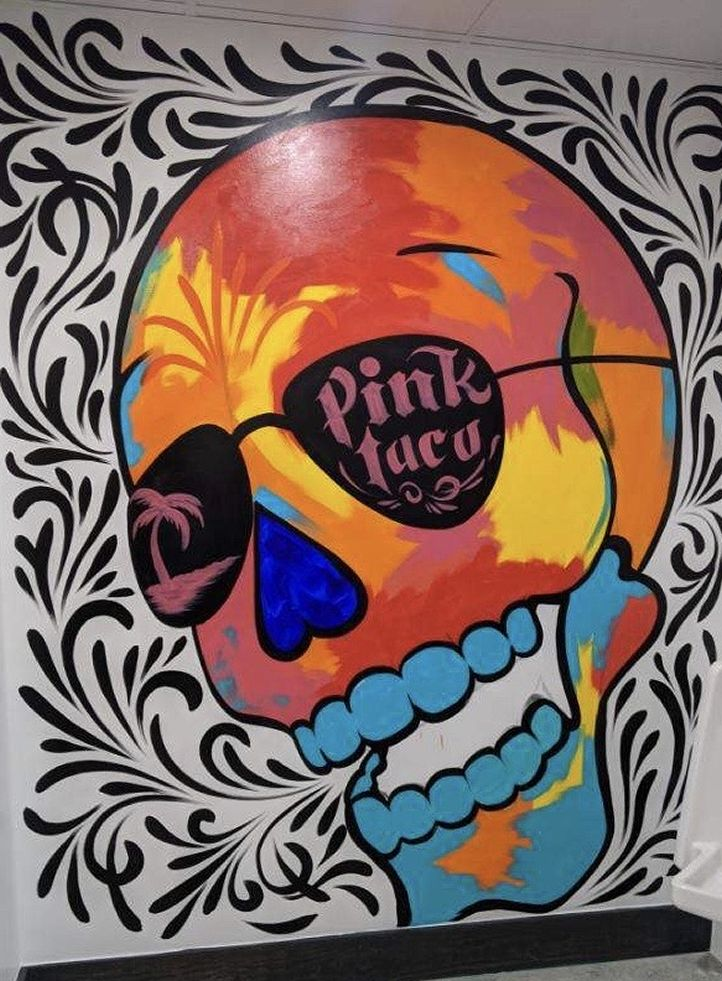 Pink Taco Hits Miami Beach's Ocean Drive on Jan. 14, 2020!