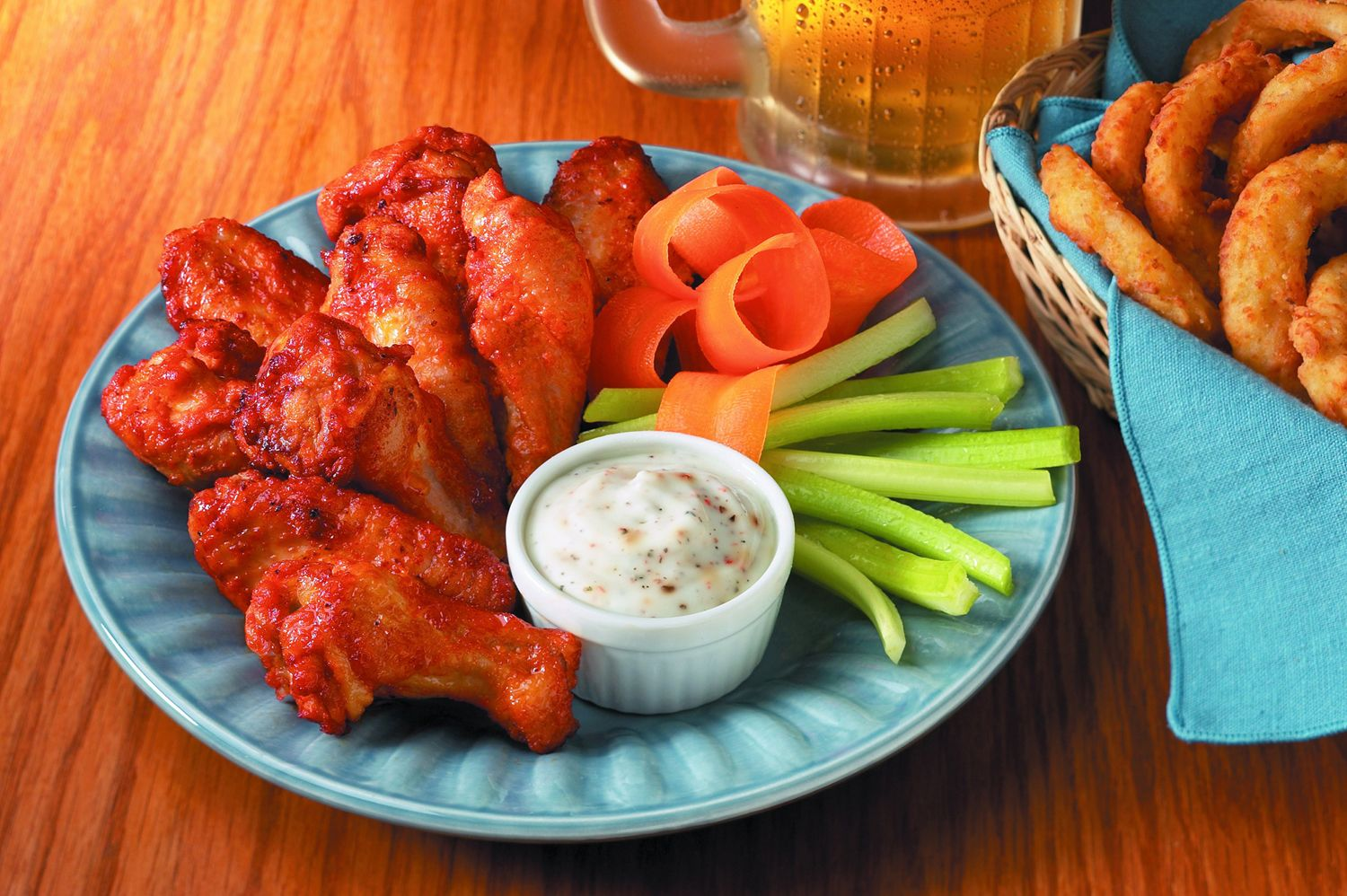 Americans to Eat Record 1.4 Billion Chicken Wings for Super Bowl LIV