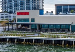 Benihana Comes Home To North Bay Village / Miami Beach New And Better Than Ever