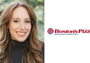 Boston's Pizza Restaurant & Sports Bar Names Katie Borger New Vice President of Marketing