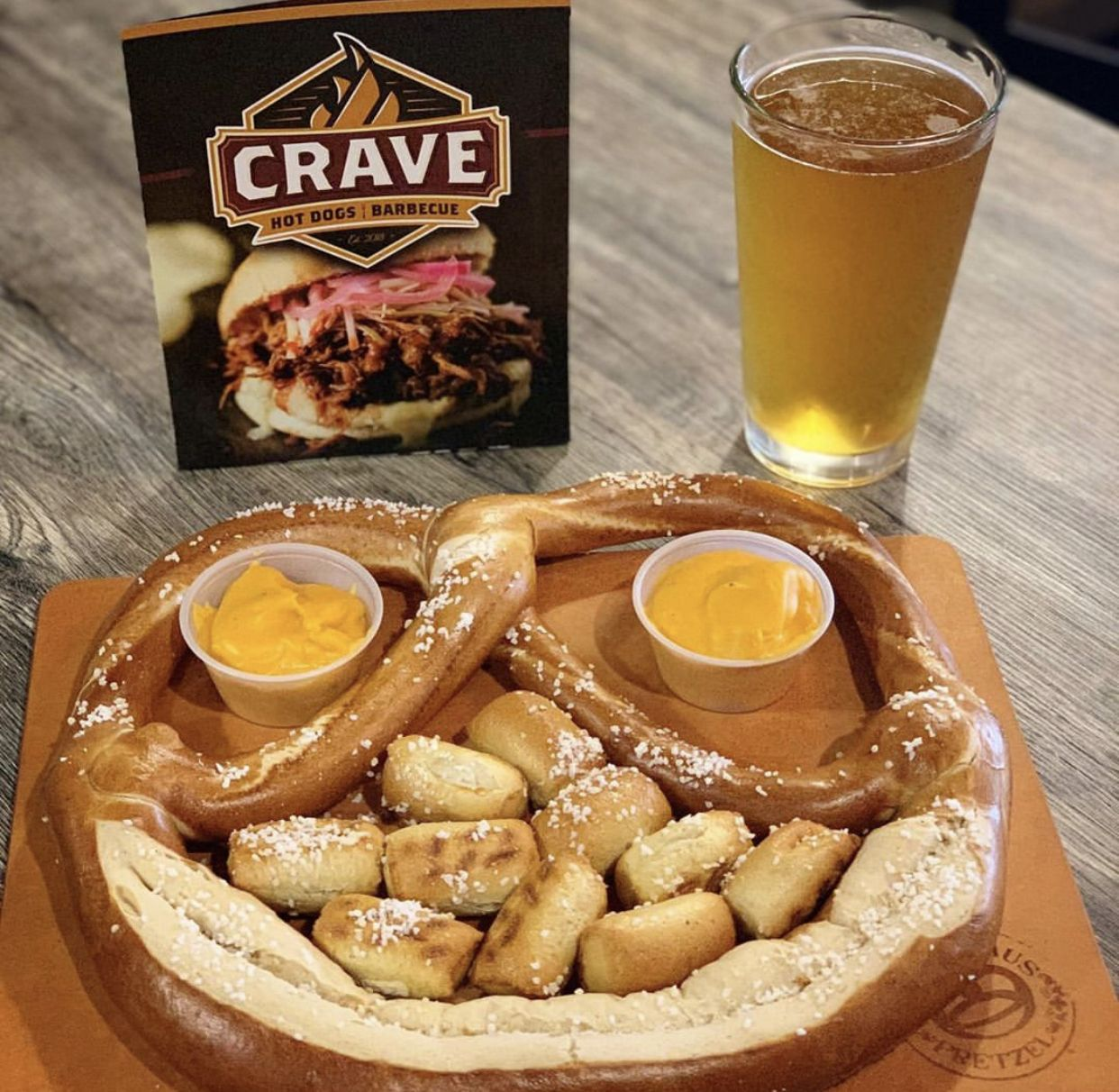 Crave Hot Dogs and BBQ Launches Food Truck Franchise Option Nationwide