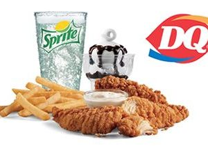DQ Stores Nationwide Serve Up All Day Value with the $6 Meal Deal