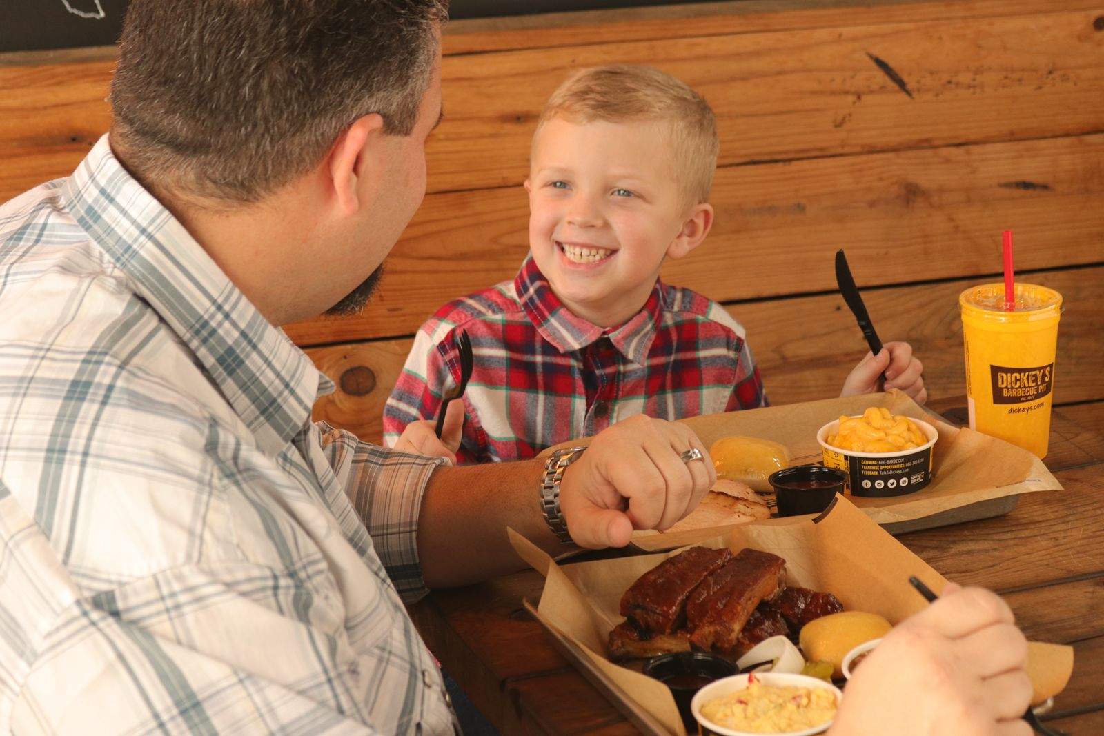 Dickey's Barbecue Pit Kicks of 2020 With Kids Eat Free All Day, Every Day in January