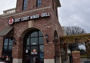 East Coast Wings + Grill Donates $8,000 to Food Banks across the Southeast
