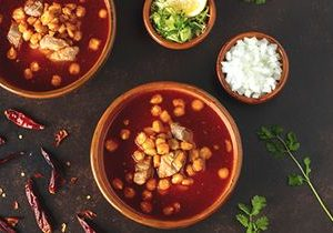 Miguel's Jr. Introduces Hearty Rojo Chile Pozole For a Limited Time