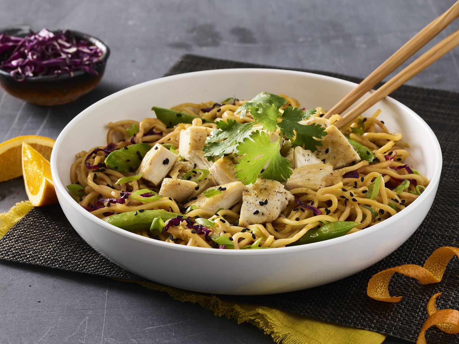 Noodles & Company Kicks Off The New Year With Fresh Additions To Menu