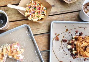 Press Waffle Co. Makes its Highly Anticipated Waco Debut