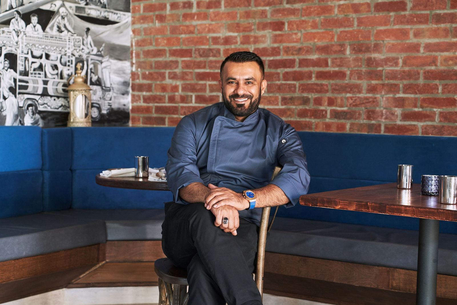 Award-Winning Chef Opens Khan Saab Desi Craft Kitchen in Downtown Fullerton
