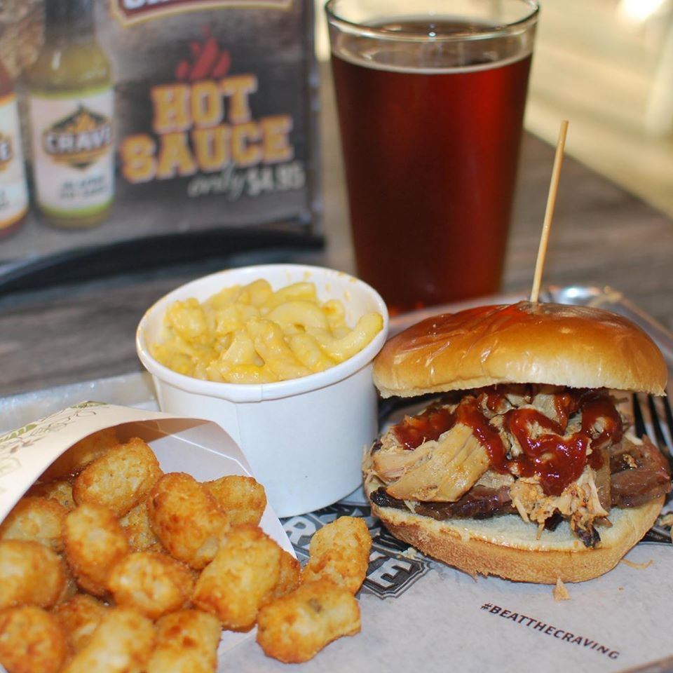 Crave Hot Dogs and BBQ Celebrates Award for Best BBQ Restaurant Franchise - Southern USA