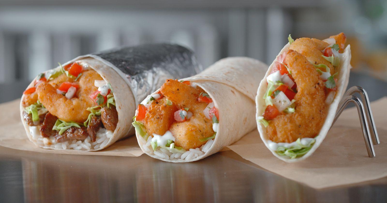 Del Taco Brings Back Seasonal Raving Fan Favorite, Crispy Jumbo Shrimp, for a Limited Time